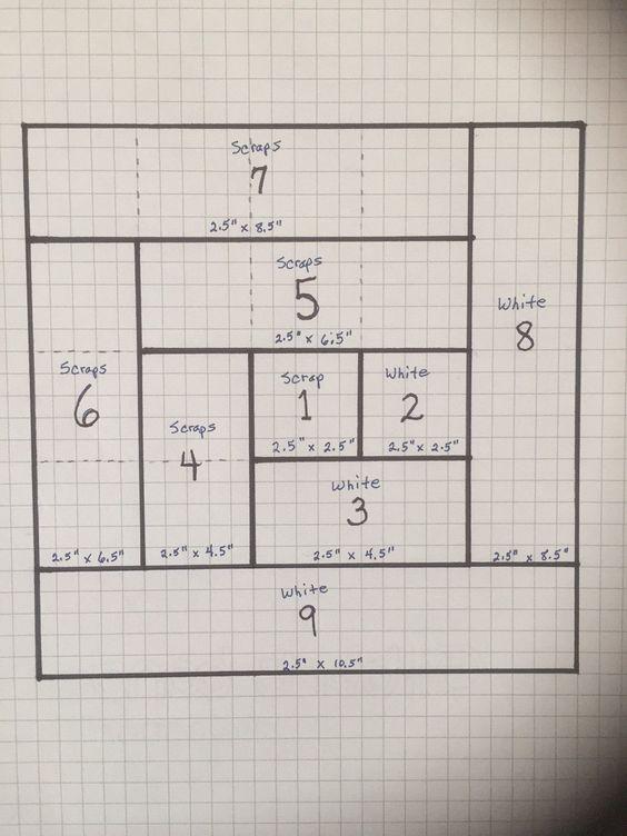 Penye İp Halı Modelleri ve Şemaları 5