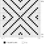 Penye İp Halı Modelleri ve Şemaları 6