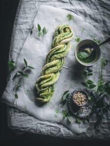 Yeşil Çörek Tarifi