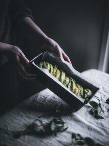 Yeşil Çörek Tarifi 4