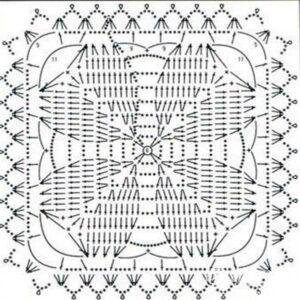 8 Farklı Modelde Şal Modelleri ve Şemaları 3