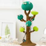 Amigurumi Ağaç Yapımı 9
