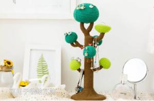 Amigurumi Ağaç Yapımı