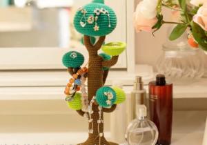 Amigurumi Ağaç Yapımı 10