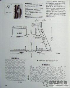 Asimetrik Ajurlu Hırka Yapılışı 1