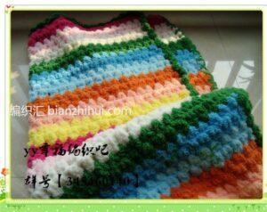 Bebek Battaniyesi Tığ İşi 1