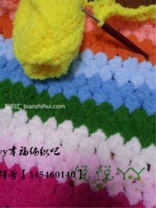 Bebek Battaniyesi Tığ İşi 2