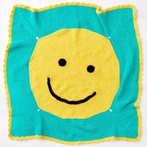 Gülen Yüz Battaniye Yapılışı 1