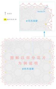 Havai Fişek Battaniye Modeli Yapılışı 1