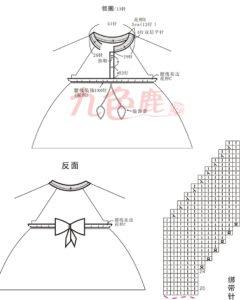 Örgü Bebek Elbise Modelleri ve Yapılışları 5