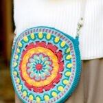 Örgü Mandala Çanta Yapımı 2