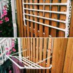Plastik Borularla Bahçe Dekorasyon Fikirleri 9