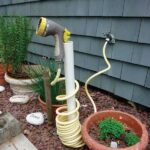 Plastik Borularla Bahçe Dekorasyon Fikirleri