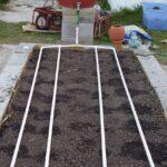 Plastik Borularla Bahçe Dekorasyon Fikirleri 21