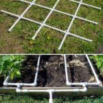 Plastik Borularla Bahçe Dekorasyon Fikirleri 2