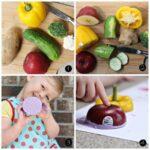 Sebze ve Meyvelerle Boyama Etkinlikleri 37