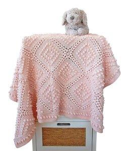 Vintage Bebek Battaniyesi Yapılışı 3