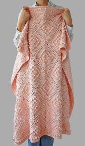Vintage Bebek Battaniyesi Yapılışı 4