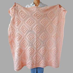 Vintage Bebek Battaniyesi Yapılışı 5