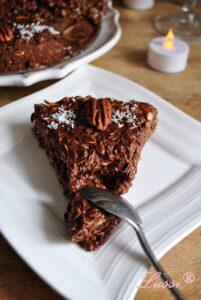 3 Malzemeli Yulaflı Kek Nasıl Yapılır? 12