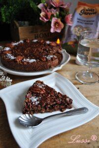 3 Malzemeli Yulaflı Kek Nasıl Yapılır?