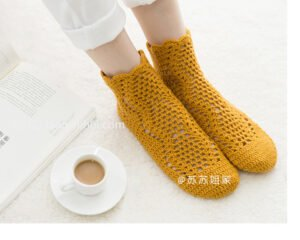 Örgü Çorap Nasıl Yapılır?