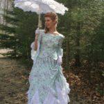 Victorian Elbise Modelleri 12