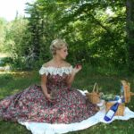 Victorian Elbise Modelleri 16