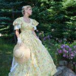Victorian Elbise Modelleri 26