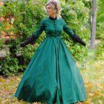 Victorian Elbise Modelleri 29