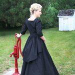 Victorian Elbise Modelleri 35