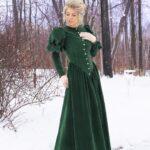 Victorian Elbise Modelleri 37