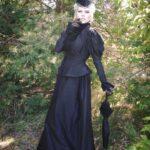 Victorian Elbise Modelleri 38