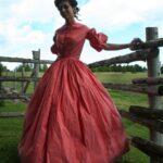 Victorian Elbise Modelleri 42