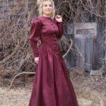 Victorian Elbise Modelleri 43