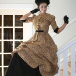 Victorian Elbise Modelleri 48