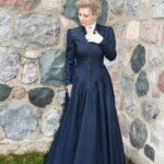 Victorian Elbise Modelleri 49