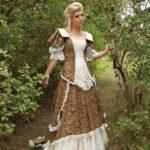 Victorian Elbise Modelleri 52
