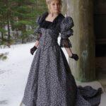 Victorian Elbise Modelleri 54