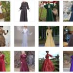 Victorian Elbise Modelleri 69