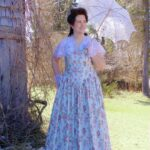Victorian Elbise Modelleri 8