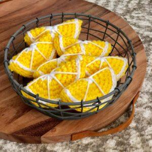 Amigurumi Limon Tarifi 3