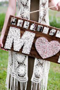 Anneler Günü Hediyesi Dıy 4