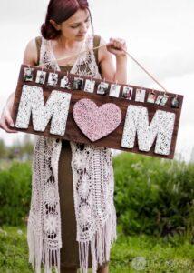 Anneler Günü Hediyesi Dıy