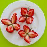 Çocuklar için Meyve Tabağı 10