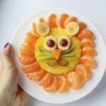 Çocuklar için Meyve Tabağı 12