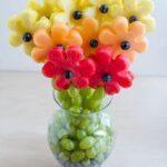 Çocuklar için Meyve Tabağı 16