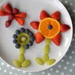 Çocuklar için Meyve Tabağı 1
