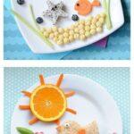 Çocuklar için Meyve Tabağı 22
