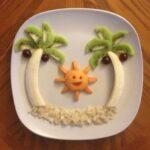 Çocuklar için Meyve Tabağı 23